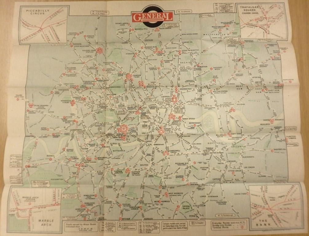 Photo credit: British Library/London Bus Guide 1919 IOR/L/MIL/7/5873